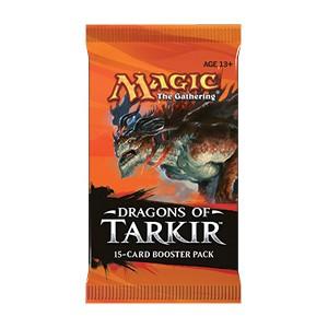 Dragons of Tarkir Booster (englisch)