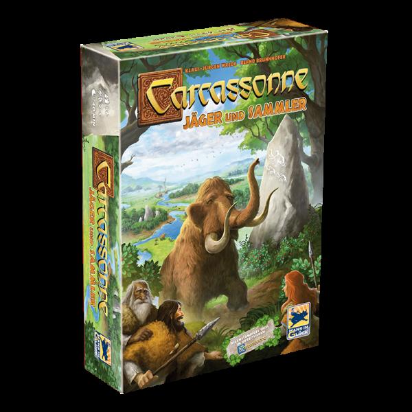 Carcassonne Jäger und Sammler • DE