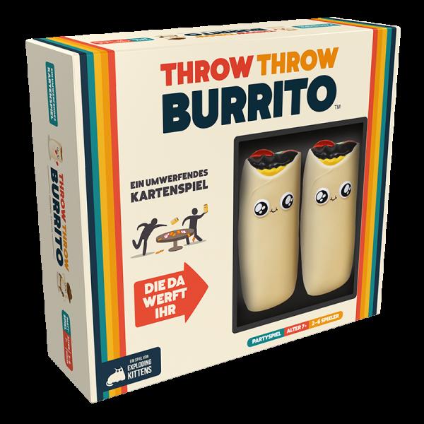 Throw Throw Burrito • DE