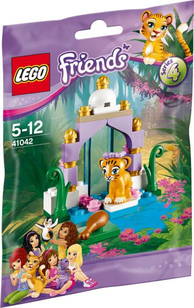 LEGO Friends - Tigers wunderschöner Tempel (41042)