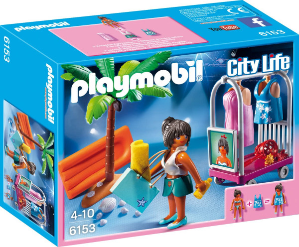 Playmobil 6153 – Strand-Shooting