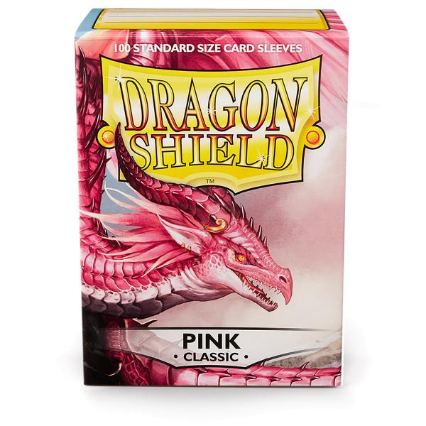 Dragon Shield: Pink (100 Stück)