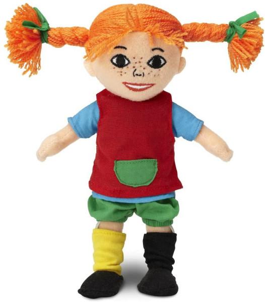 Pippi Langstrumpf Puppe 20 cm - Stoffpuppe