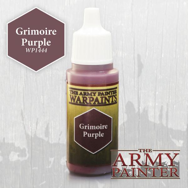 Army Painter Paint: Grimoire Purple