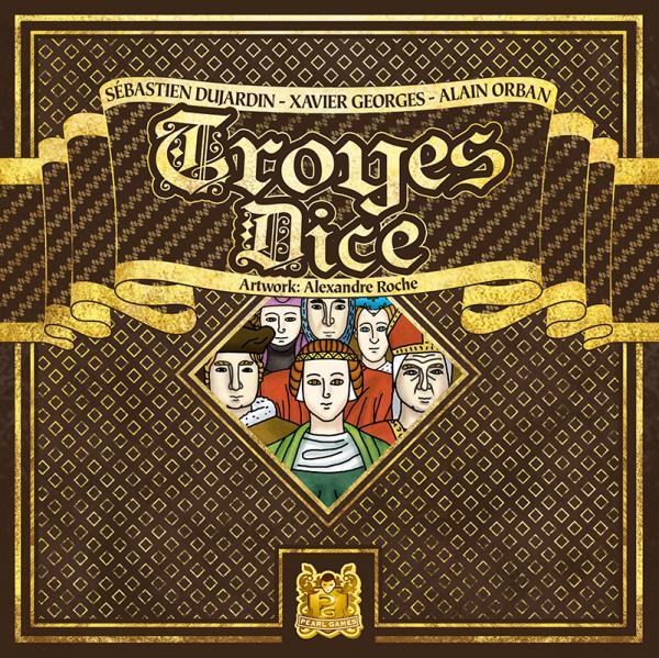 Troyes Dice • DE