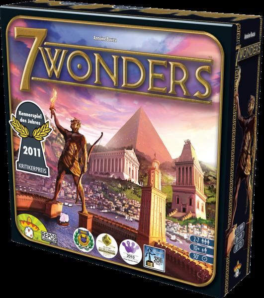 7 Wonders (DE)