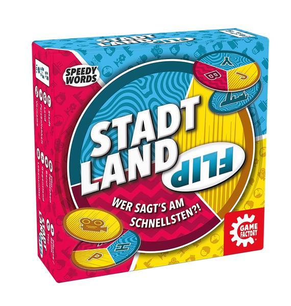 Stadt Land Flip (mult)