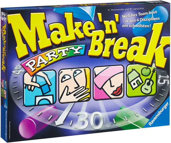 Make N Break Party